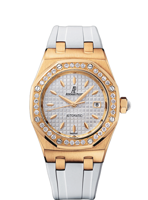 Women's Summer Luxury Watches – Audemars Piguet Royal Oak