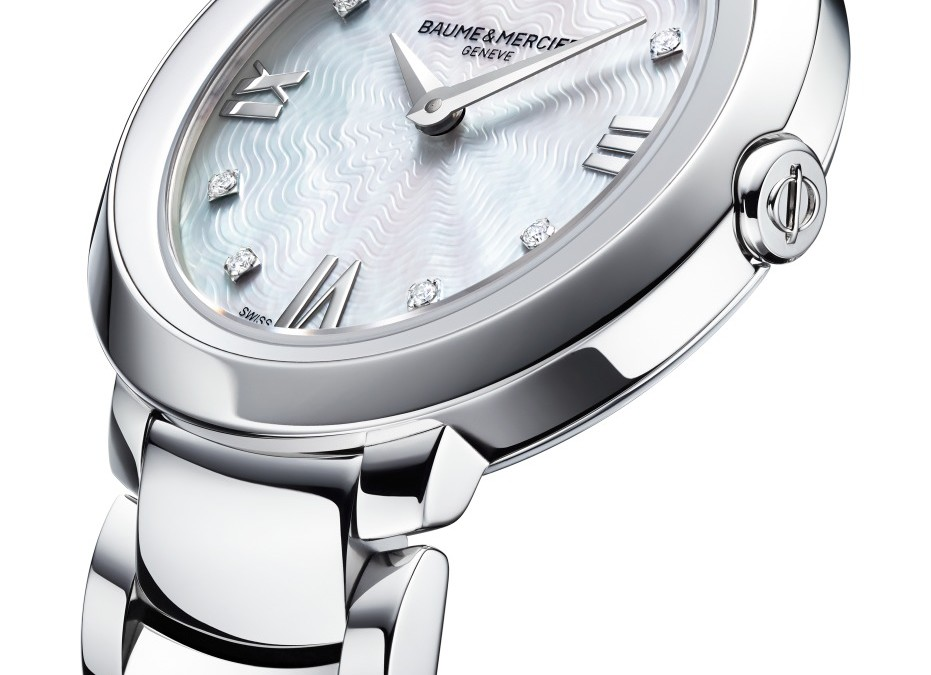 Baume & Mercier Watches Understands Women — Unveils New Promesse Collection for Women