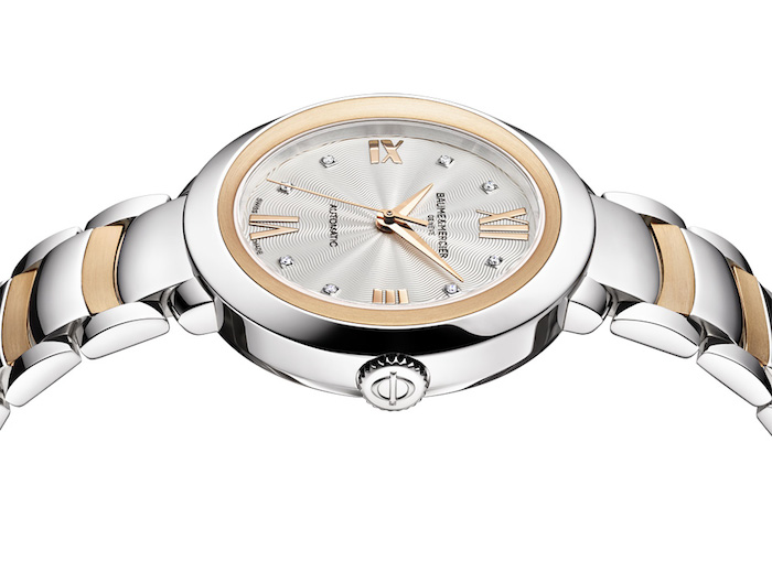Two-tone Baume & Mercier Promesse