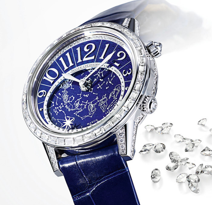 Jaeger-LeCoultre High Jewelry Watches Time Your Rendez-Vous Majestically