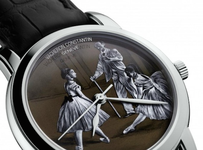 Experience the Beauty of Vacheron Constantin Watches and the Ballerina Series