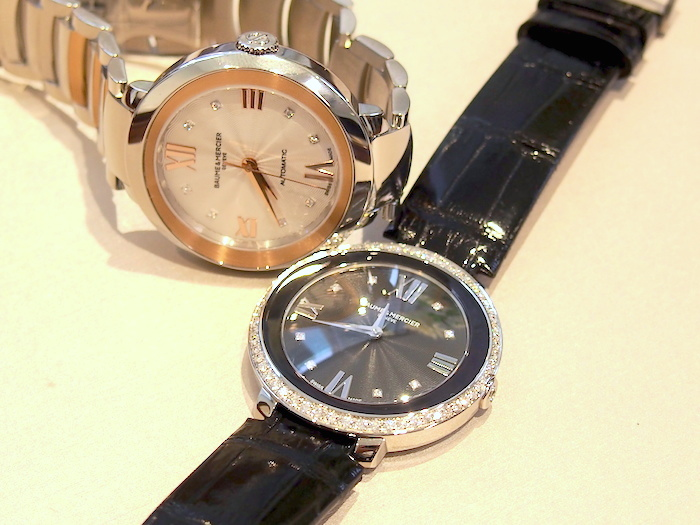 The challenge in making the Baume & Mercier Promesse was in keeping it affordable yet luxurious