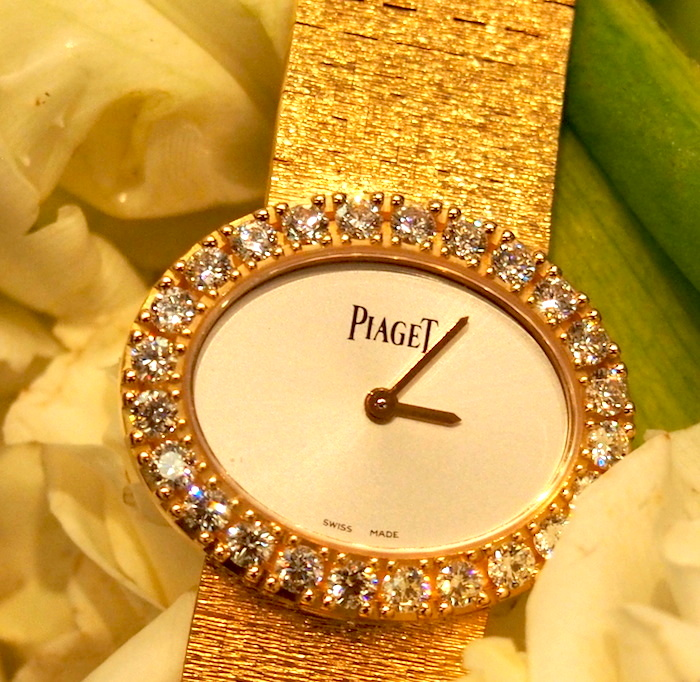 Piaget Traditional Oval - Pre-SIHH 2015