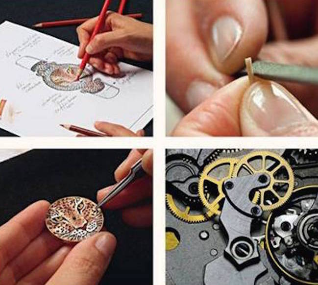 the making of the sicis dial