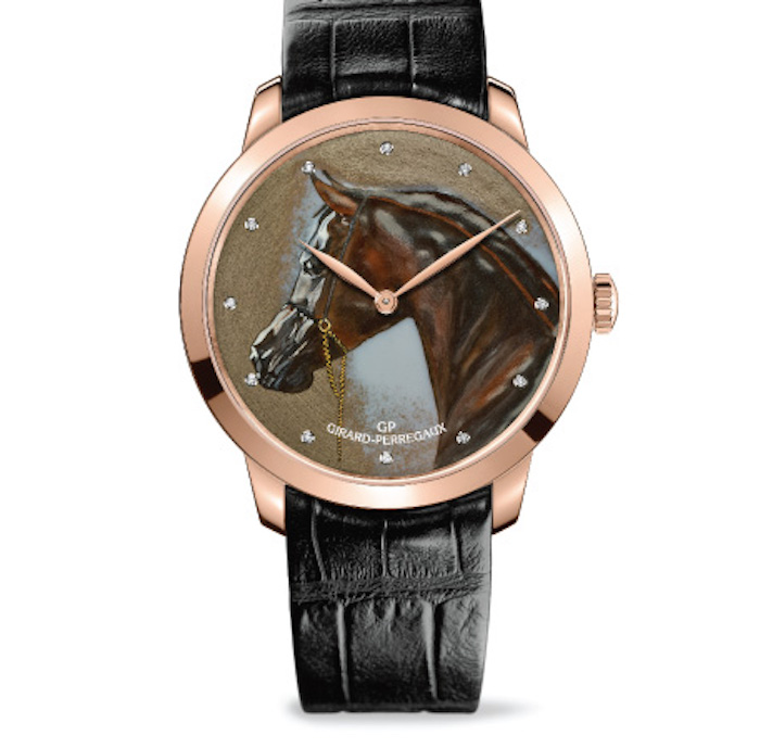 Girard-Perrelgaux  year of the Horse watch