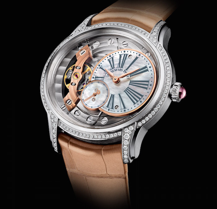 Audemars Piguet Millenary Watches Bring Wow Factor Front and Center