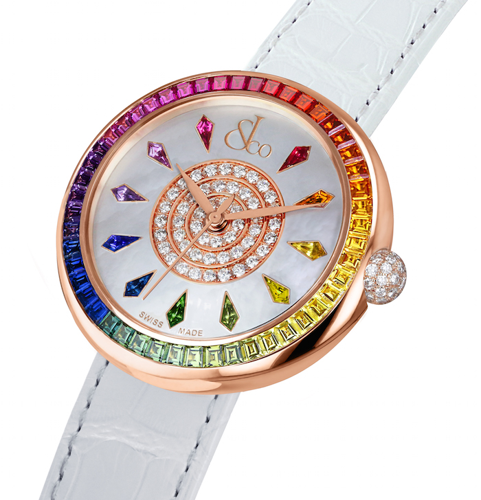Jacob & Co. Brilliant Rainbow watch
