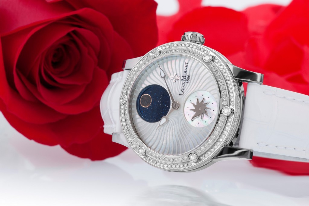 Louis Moinet Stardance with nano diamonds from space