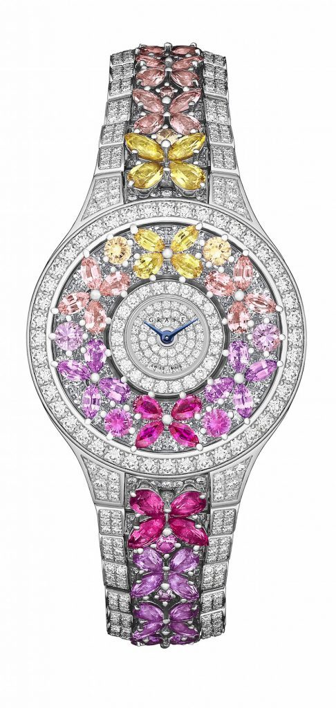 Graff Diamonds Butterfly watch