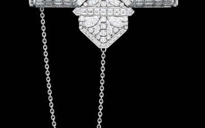 Meet the Stunning My Precious Time Secret Watch by Harry Winston