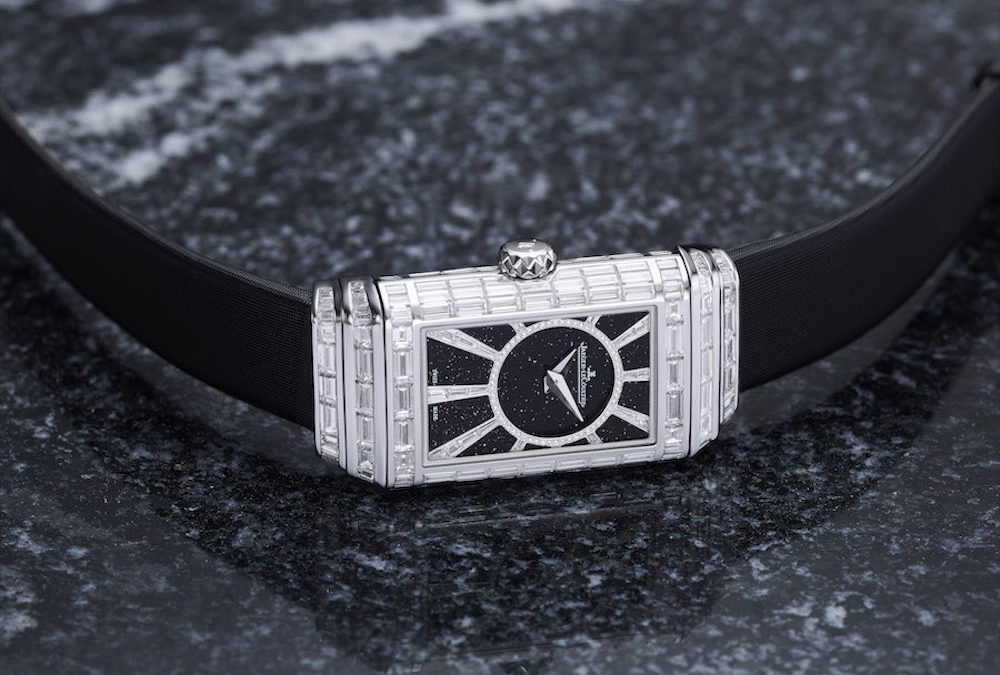 Three Top High Jewelry Watches from Jaeger-LeCoultre