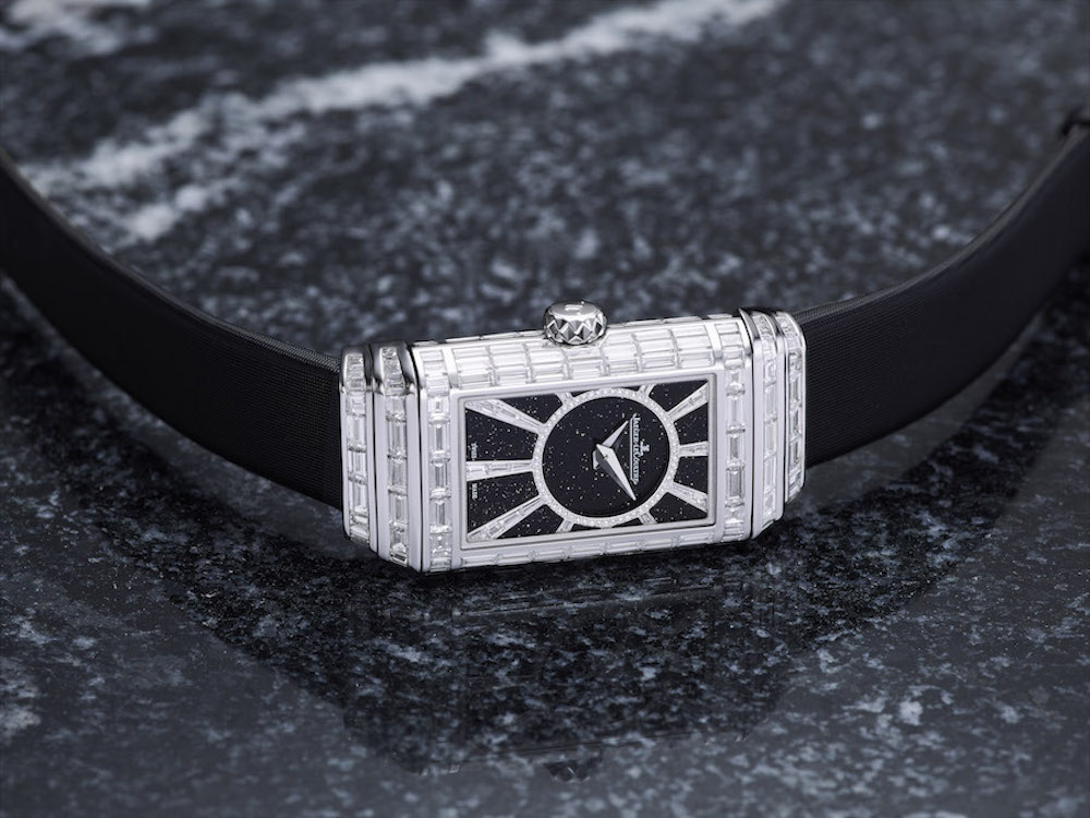 Jaeger-LeCoultre Reverso One High Jewelry watch