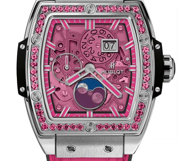 It's a Woman's World: Hublot Spirit of Big Bang Moonphase for the Wrist