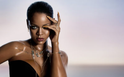 Chopard and Rihanna Team Up For  'Rihanna Loves Chopard' Jewelry Collection