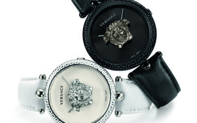 Introducing the Versace  Palazzo Empire Watch: In Stores Now