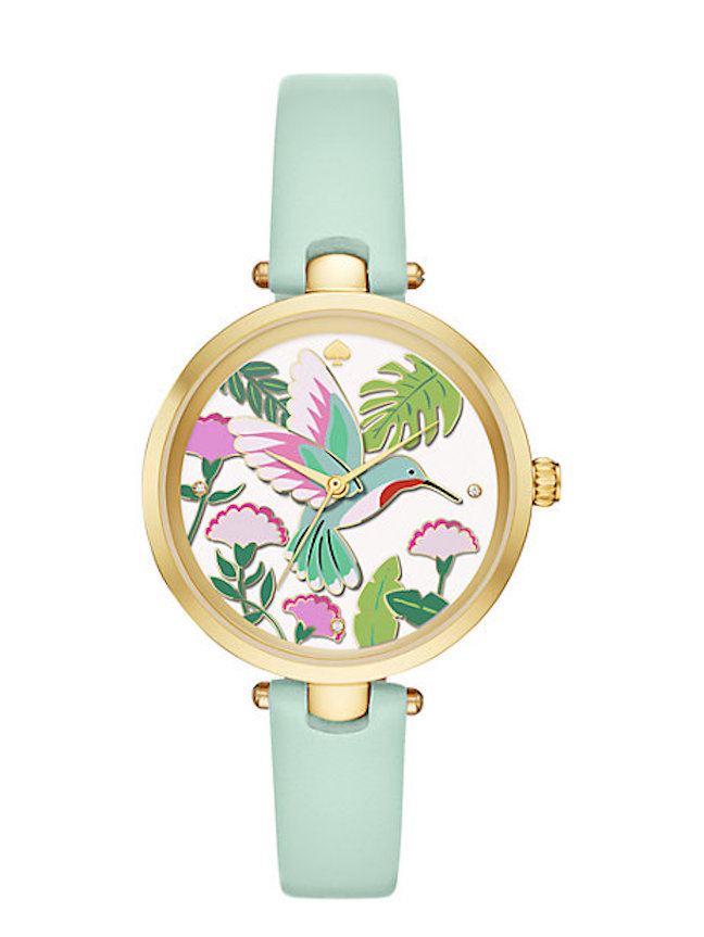 Kate Spade Hummingbird Holland Watch $225.