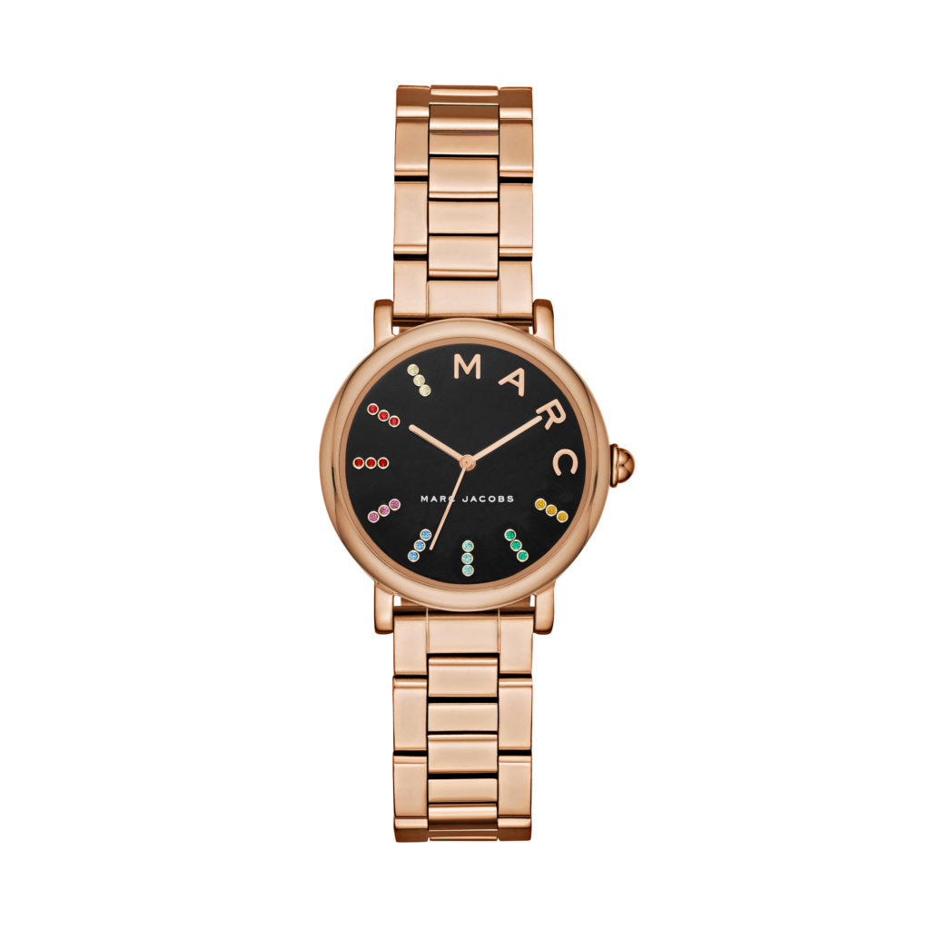 Marc Jacobs watch, $250.