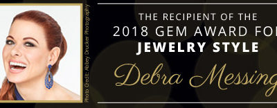 Emmy Award-Winning Actress Debra Messing to Be Honored at Gem Awards
