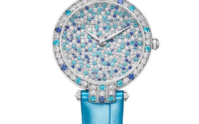 Winter Wonder Watch: Harry Winston Premier Blooming Snow 36mm