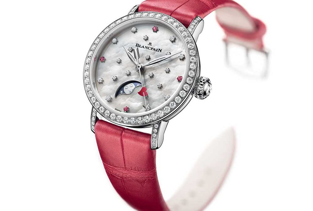 Blancpain Creates Ode To Love With Villeret Valentine Watch 2018