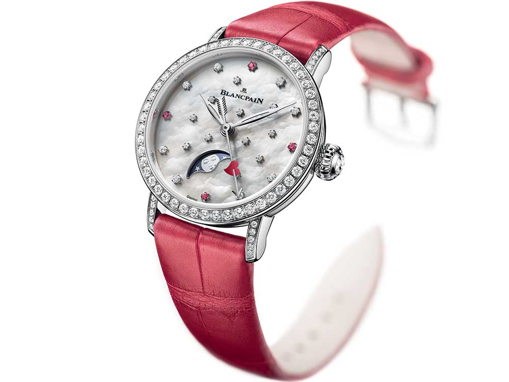 for her chronograph gift ideas watch valentine steel stainless watches silver ladies image