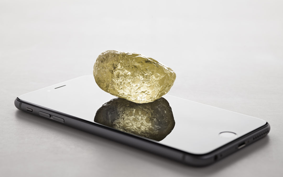 Meet The Largest Yellow Diamond — 552 Carats– Ever Found In North America