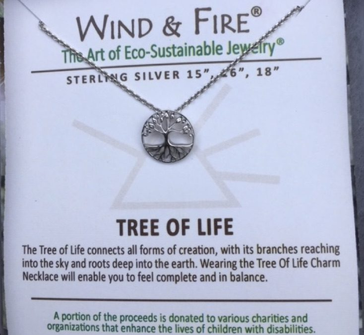 Look Stylish, Help The Planet With Wind And Fire Jewelry